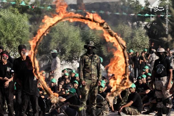 2023730 - اردوگاه تابستانی حماس برای نوجوانان غزه