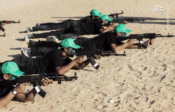 2023731 - اردوگاه تابستانی حماس برای نوجوانان غزه