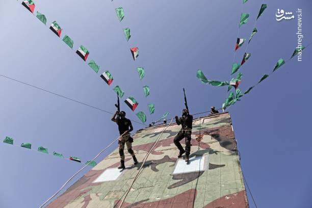 2023732 - اردوگاه تابستانی حماس برای نوجوانان غزه