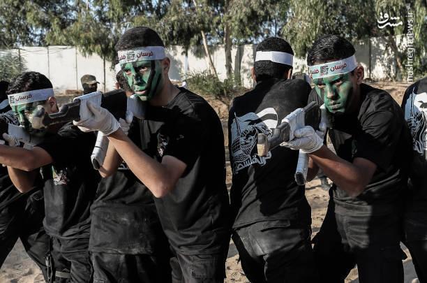 2023734 - اردوگاه تابستانی حماس برای نوجوانان غزه