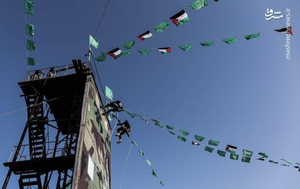 2023735 - اردوگاه تابستانی حماس برای نوجوانان غزه