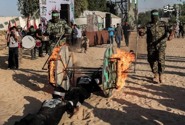 2023738 - اردوگاه تابستانی حماس برای نوجوانان غزه