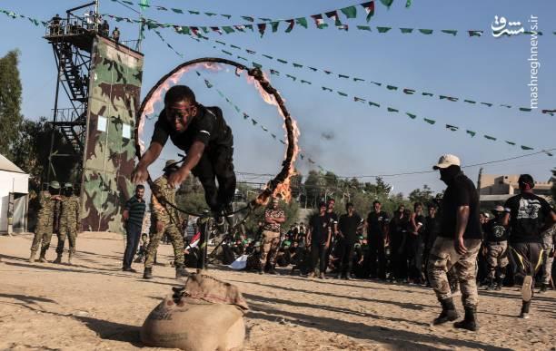 2023739 - اردوگاه تابستانی حماس برای نوجوانان غزه