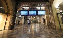 تیراندازی در ایستگاه قطار شهر «نیم» فرانسه