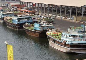 فیلم/ رونق صادرات در بنادر آبادان
