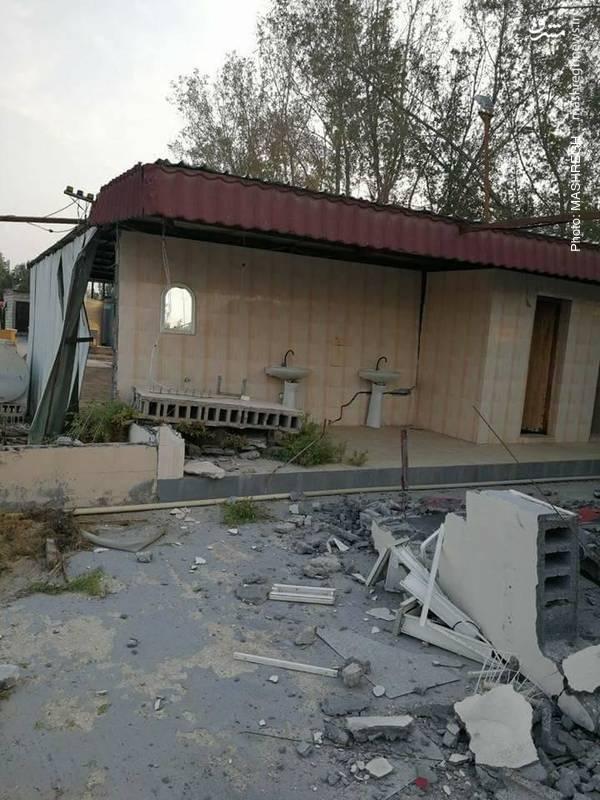 تخریب منازل مسکونی العوامیه