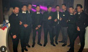 مهمانی شبانه