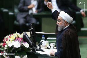 فیلم/ سخنان روحانی درباره برنامه موشکی ایران
