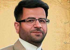 فیلم/ رجزخوانی شهید خزایی در جمع فاطمیون