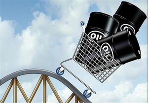 اخرین وضعیت قیمت طلای سیاه در بازار جهانی