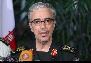 سرلشکر باقری: هیچ قدرتی توان تهاجم به ایران را ندارد