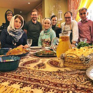 بانوان ایرانی، پرچمدار دیپلماسی آشپزخانهای + عکس