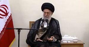 نماهنگی تکاندهنده از سخنان امروز رهبر انقلاب