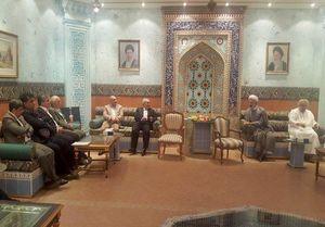 سفیر ایران در عمان