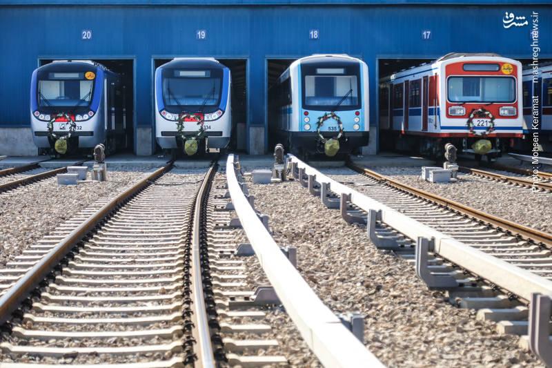 مترو-در دوران مدیریت دکتر محمدباقر قالیباف  ۳۰۰کیلومترمترو با ۱۳۱ ایستگاه به بهره برداری رسید و ظرفیت جابه جایی به ۴ میلیون و ۸۰۰ هزار نفر ارتقا یافته است.