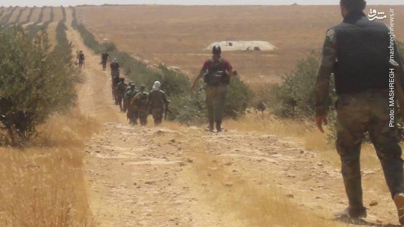 پاکسازی استان حماه
