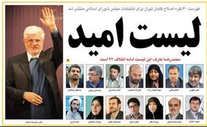 روحانی فقط اصلاحطلبانِ مجلس را قانع کرد +جدول
