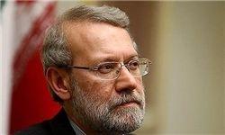 لاریجانی: تسهیل روابط بانکی میان ایران و آفریقای جنوبی امری ضروری است