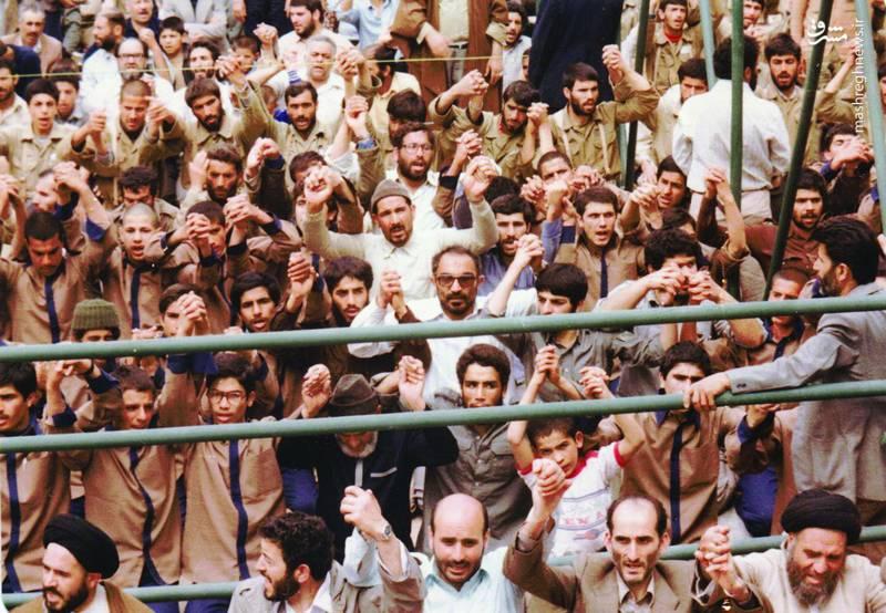 شهید سید اسدالله لاجوردی در ی تهران