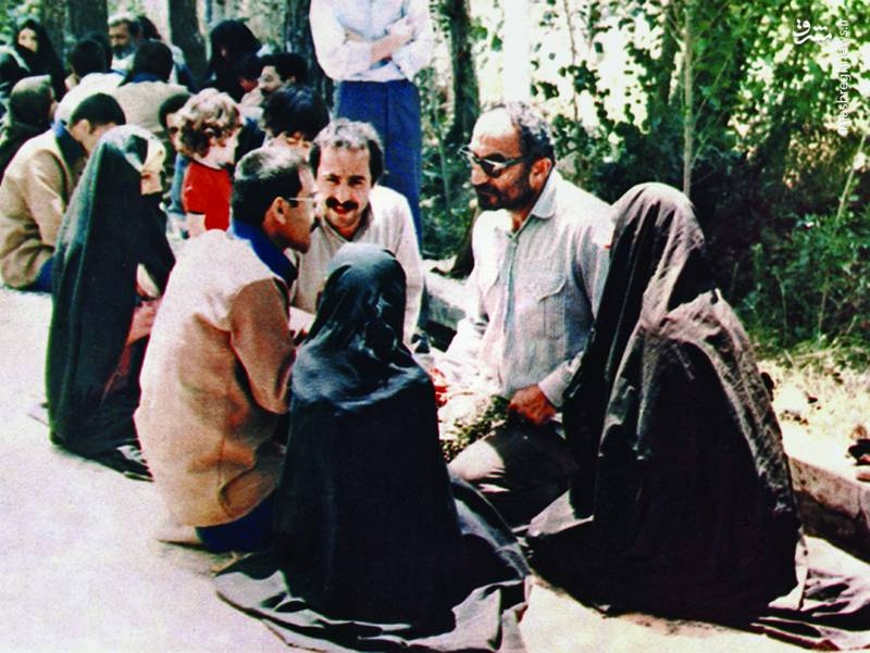 گفتگو با یک عضو محکوم به اعدام منافقین لاجوردی برای من «امام» بود/ پدرم من را لو داد