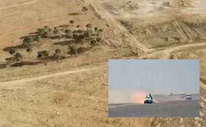 فیلم/ جزئیات هلاکت داعشیها در عملیات پهپادی سپاه