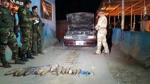 عکس/ دستگیری انتحاری داعش در بغداد