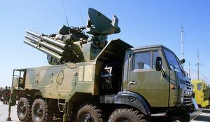 سامانه روسی، پهپادهای اسراییلی را سرنگون کرد