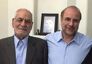 فیلم/ توصیه پدر محمدباقر قالیباف به پسرش