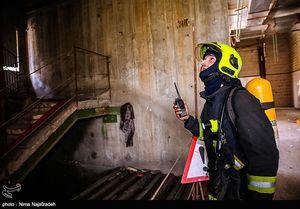 علت آتشسوزی در پاساژ پروانه خیابان جمهوری