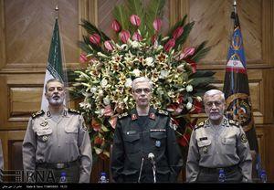 عکس/ معارفه سرلشکرموسوی به عنوان فرمانده ارتش
