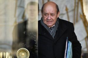 هدف سفر وزیرخارجه فرانسه به تهران چیست؟
