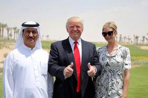 تضاد منافع داخلی وخارجی ترامپ با منافع ملی / رییسجمهور آمریکا در کدام کشورها منافع دارد +تصاویر