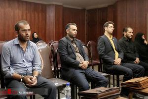 جنگ روانی قاتل «آتنا» در دادگاه