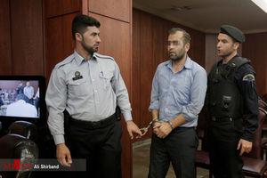 پرونده قاتل آتنا به دادگستری اردبیل برگشت