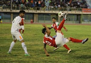 برنامه هفته سوم لیگ دسته اول فوتبال