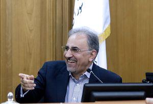 معمای شهردار تهران در شب زلزله حل میشود؟+تصاویر