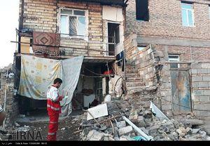 زمین لرزه 4.9 ریشتری شربیان در آذربایجان شرقی
