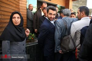 عکس/ مراسم تودیع و معارفه وزیر ارتباطات
