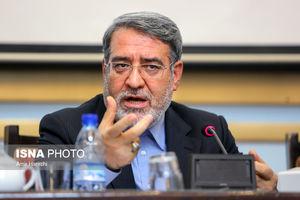 وزیر کشور: برخی استانداران درخواست بازنشستگی داشتند