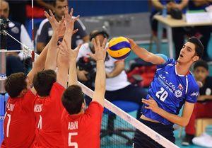 عامل مهم قهرمانی والیبالیست های ایران در جهان