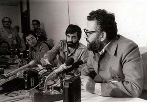 دلیل مخالفت مردم ایران با آمریکا از نظر ابراهیم یزدی