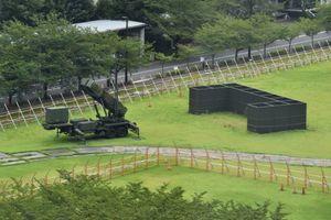 عکس/ دفاع موشکی ژاپن به حالت آمادهباش درآمد