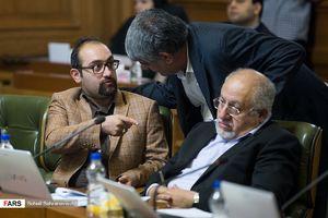جلسه در شورای شهر برای نامگذاری ساختمان به نام حجاریان