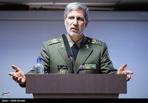 وزیر دفاع: زیردریایی فاتح بزودی رونمایی میشود