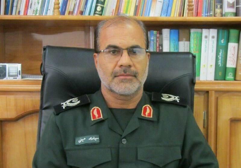 2033988 - حسینی:۲ گردان از نیروهای مخصوص برای مقابله با در مرز مستقر بودند
