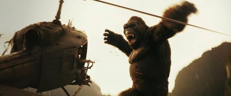 بررسی و تحلیل فیلم Kong: Skull Island 2017 (کونگ: جزیره جمجمه)
