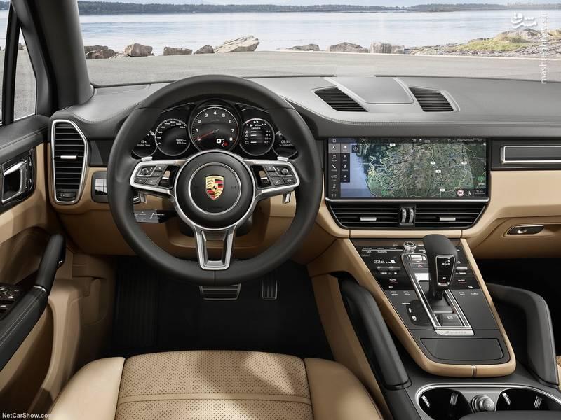 Porsche Cayenne (2018)