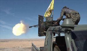 نیروهای دموکراتیک کرد
