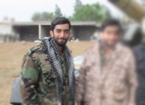 فیلم/ شهیدحججی در مناطق عملیاتی سوریه