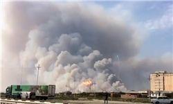 انفجار انتحاری در شهر «سرت» لیبی